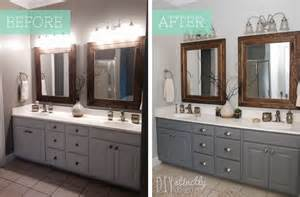 master bathroom vanities ideas painted bathroom cabinets diystinctly made