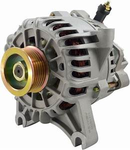 New Alternator Ford F
