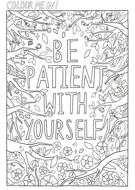 care coloring page   job art therapy