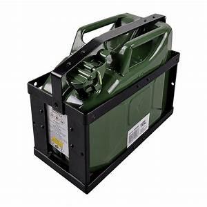 Benzinkanister 10l Metall : proplus halterung metall f r benzinkanister 10l g nstig ~ A.2002-acura-tl-radio.info Haus und Dekorationen