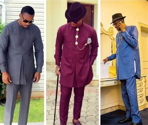 Senator Native Designs For Nigerian Men Newscastars