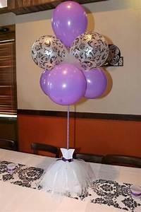 bridal shower centerpiece my creations pinterest With wedding shower centerpieces