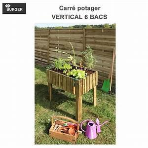Carré Potager Haut : carr potager bois haut vertikal 80 ~ Carolinahurricanesstore.com Idées de Décoration