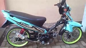 Racing Motorcycle - Modifikasi Yamaha New Vega R