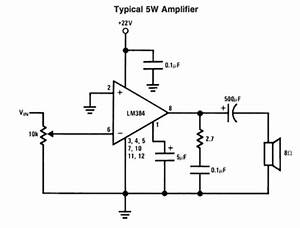 power supply issue with lm384 audio amp electrical With constant current power amplifier