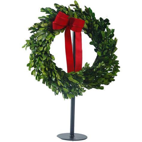 wreath stand buy wreath stands holders online santa s