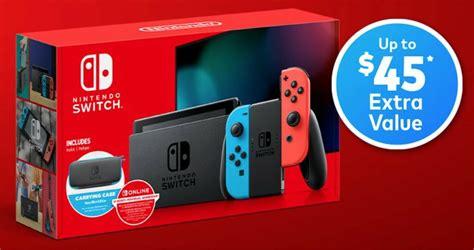 Walmart Canada now selling exclusive Nintendo Switch bundle - MobileSyrup
