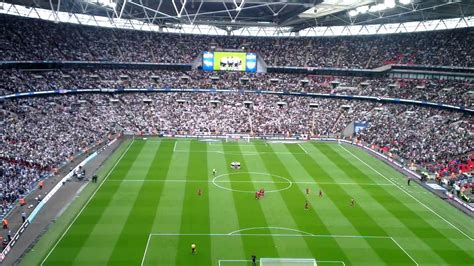 QPR derby county Wembley 2014 Play Off Final - YouTube