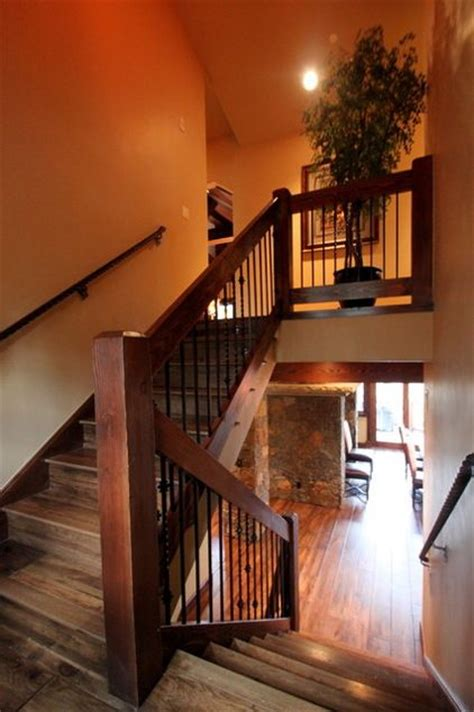 Indoor Banisters And Railings by Best 25 Indoor Stair Railing Ideas On Indoor