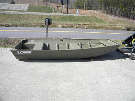 Local Jon Boats For Sale by Lowe Jon L1236 Boats For Sale In