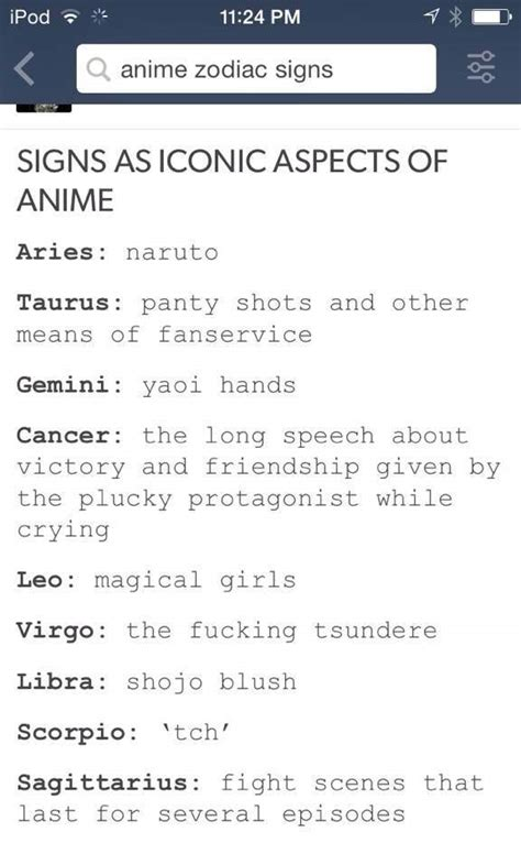 Zodiac Signs As  Anime Amino. 5 Day Signs. Impact Signs. Blister Signs. Dance Studio Signs. Importance Signs. Starsign Signs Of Stroke. Hollow Signs Of Stroke. Sunny Signs