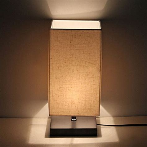 Minimalist Solid Wood Table Lamp Bedside Desk Lamp   Buy
