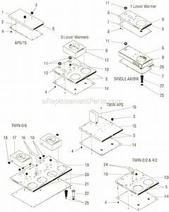 Bunn Axiom Parts List And Diagram