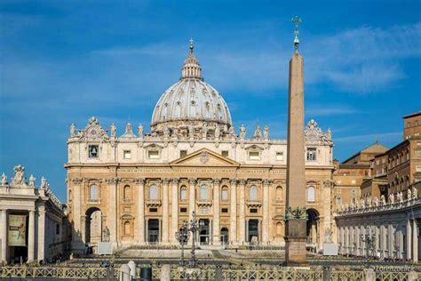 Cupola San Pietro Roma by La Basilica Di San Pietro Dalla Roma Imperiale A Bernini