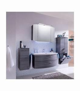 meuble suspendu salle de bain cassca 101 pelipal france With meuble salle bain suspendu