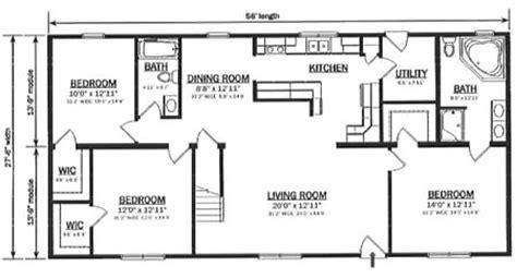 C154032 1 by Hallmark Homes Cape Cod Floorplan