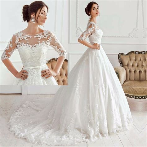 Korean Wedding Dress Vestido De Noiva Vintage Princess