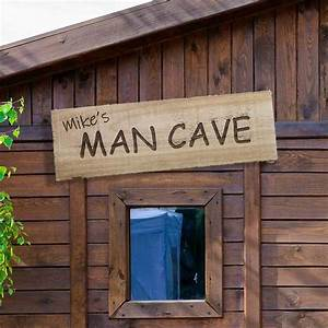 Man, Cave, Outdoor, Sign