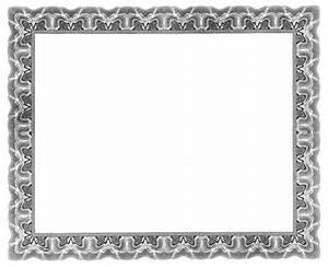 Black Certificate Border | www.imgkid.com - The Image Kid ...