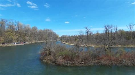 Scow In The Niagara River by The Old Scow On Niagara River Dufferin Islands Youtube