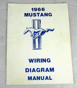 Find 1966 Mustang Wiring Diagram Manual Motorcycle In Phoenix  Arizona  United States  For Us  9 99