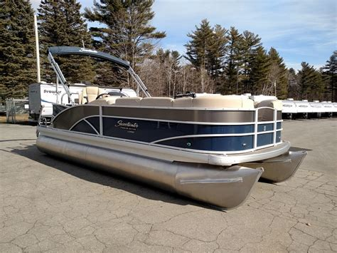 Pontoon Boats In Maine by Sweetwater Premium Pontoon Boat From Your Maine Boat