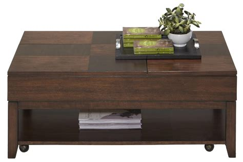 Plus, there's an option at every price point—including a smart coffee table that may or may not contain a hidden beverage fridge, and a few that can double. Progressive Furniture Daytona Contemporary Double Lift Top Cocktail Table with Casters   Bullard ...