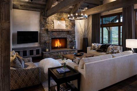 sophisticated rustic living room designs  wont turn