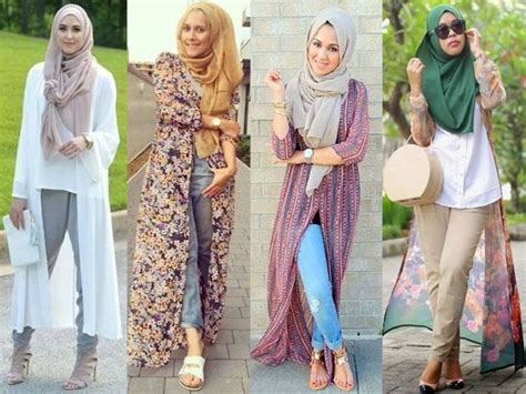 Hijab Outfits In Pastel Colors