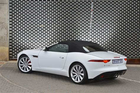 Jaguar F-type Is South Africa's Best-selling Sportscar