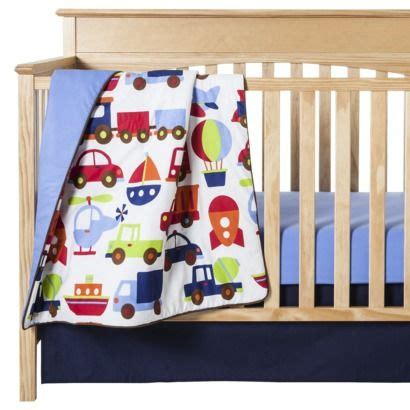 transportation toddler bedding transportation baby 10pc crib bedding set by bacati