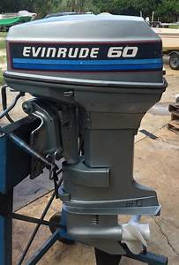 used, 60, hp, evinrude, outboard, boat, motors, for, sale