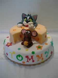 Tom and Jerry cake | Themed Sweets (Cartoon) Examples ...