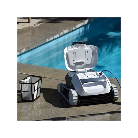 dolphin  robot limpiafondos piscina poolaria