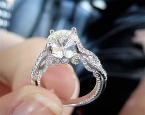 the most beautiful engagement ring i have ever seen With gorgeous diamond wedding rings
