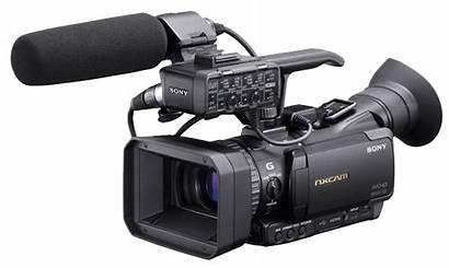 Camera Sony Professional Hxr Transparent Nxcam Camcorder