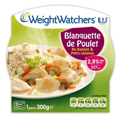 plats cuisin駸 weight watchers weight watchers 1 2 3 c est pr 234 t