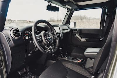 icon jeep interior review 2016 jeep wrangler unlimited willys wheeler