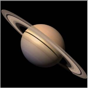 Drawing Planet Saturn Diagram - Pics about space