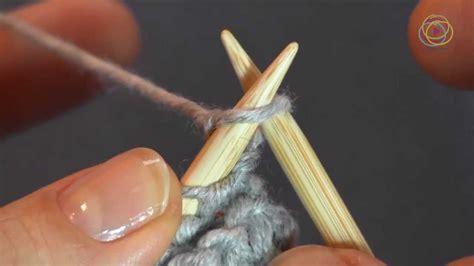 wann setzt sträucher um tutorial zu den grundtechniken des strickens stricken randmaschen der perlrand