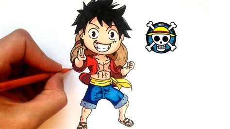 Dessin Luffy Chibi