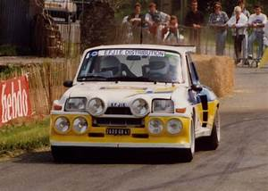 Garage Renault Laval : photos de r5 turbo ~ Gottalentnigeria.com Avis de Voitures