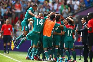 Mexico Wins Olympic Gold in Men's Soccer, Beating Brazil ...