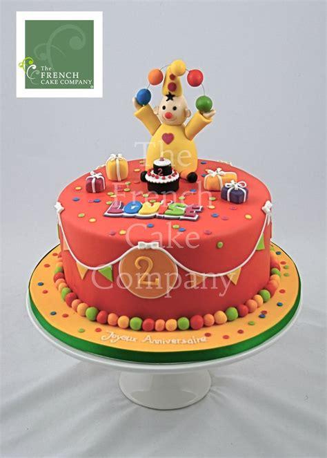 childrens birthday cake clown gateau danniversaire pour