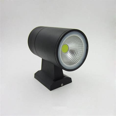 10w cob led wall light waterproof outdoor led garden wall