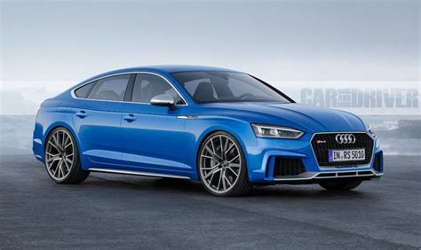 Audi Rs5 4 Door by C D 2018 Rs5 Sportback 25 Cars Worth Waiting For