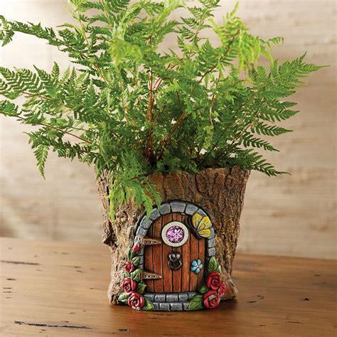 fairy house planter  projectsatobn