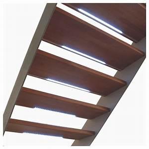 éclairage Escalier Extérieur : kit leds escalier sous marches ~ Premium-room.com Idées de Décoration
