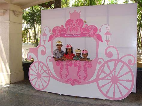 fairy princess theme chariot photo booth untumblecom