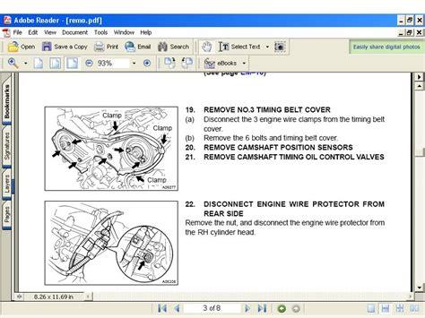 vehicle repair manual 1999 lexus rx electronic throttle control 1999 rx300 complete service manual on cd page 2 clublexus lexus forum discussion
